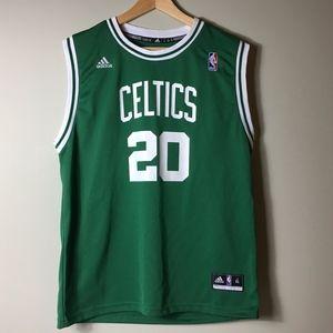 Adidas NBA Boston Celtics Allen Basketball Jersey